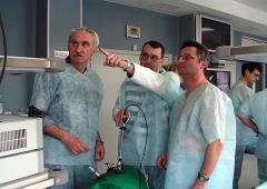Лапароскопска гинекологична хирургия - първо ниво (30 януари - 02 февруари 2008)