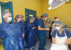 Диагностична и офис-хистероскопия - първо ниво (31 март - 01 април 2016)