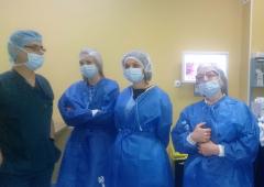 Диагностична и офис-хистероскопия - първо ниво (02-03 февруари 2017)