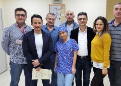 Лапароскопска гинекологична хирургия - второ ниво (15-16 ноември 2017)