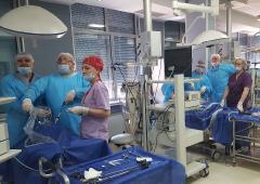 Лапароскопска Гинекологична Хирургия 2-ро ниво (18-20 Април 2018)